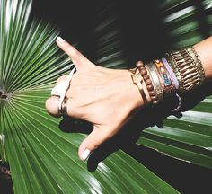 stack um! #disfunkshionmag #jewelry #boho #fashion
