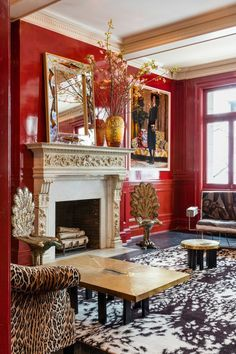 3 Ways to Decorate with Red - MotleyDecor.com