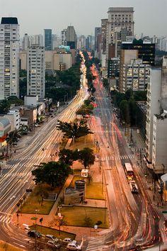 São Paulo - Brazil (by Fernando Stankuns)