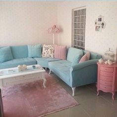 I just need to change the color of the sofa to a soft brown or sage and this is my new living room