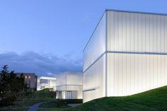 The Nelson-Atkins Museum of Art Bloch Building, Kansas City, 2007 $#$Photo: Andy Ryan