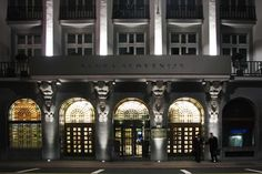 Bank of Slovenia - Simes S.p.A. luce per l'architettura