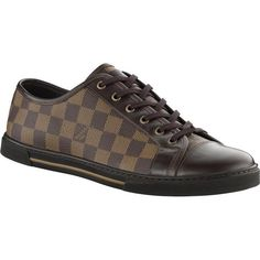Louis Vuitton Punchy Sneaker In Damier Canvas Ypfu1Pdm_A Bui