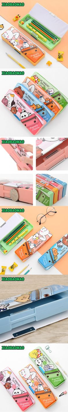 Flight Tracker Candy Color School Organizer Oblique Insertion Straw Ruler Gel Pen Pencil Pot Holder Desk Collecting Box Stationery Container Latest Technology Pen Holders