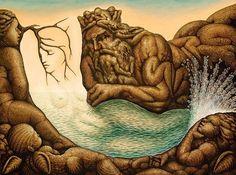 Octavio Ocampo é um artista mexicano que nasceu em uma família de artistas, desde pequeno recebendo fortes influências artísticas diferentes, que o transformaram em um pintor, escultor, ator e dançarino. No anos 70 Ocampo passou a dedicar-se exclusivamente à pintura. Criando um estilo metamorfo em suas obras, iludindo as pessoas que olham de relance e […]