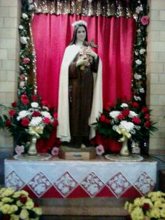St. Therese in the Chapel .. October 2012