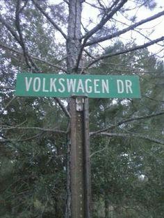 Volkswagen Drive