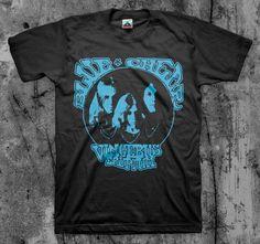 Blue Cheer 'Vincebus' T shirt (Iron Butterfly Black Sabbath Blue Oyster Cult) #Alstyle #ShortSleeve