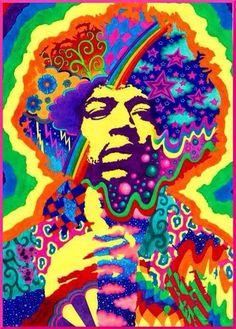 Jimi Hendrix Art