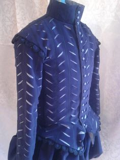 KEITH Noble Renaissance Man's Wardrobe Doublet Sleeves Slops and cod piece MADE to ORDER on Etsy, $830.00
