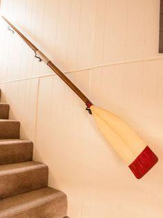 escada com corrimão de corda - Pesquisa Google
