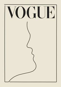 Vogue Poster Vogue Print Wall Art Gift For her Fashion Wall Art Vintage Poster Vogue Vintage, Vintage Vogue Covers, Fashion Vintage, Edwardian Fashion, Poster Retro, Posters Vintage, Vintage Art Prints, Vintage Wall Art, Bedroom Vintage