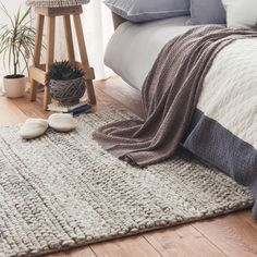 With a soft feel underfoot and a gorgeously rich texture, the Kalgi Rug adds…