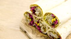 Wraps, Meet, Lunch, Fish, Ethnic Recipes, Tortillas, Tacos, Van, Mince Pies