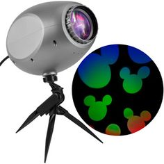 Shop Disney Lightshow Projection Multi-function Multicolor LED Multi-design Christmas Outdoor Stake Light Projector at Lowe's Canada. Find our selection of christmas light projectors & spotlights at the lowest price guaranteed with price match. Christmas Light Projector, Christmas Light Bulbs, Holiday Lights, Christmas Ornaments, Mickey Mouse Head, Disney Mickey Mouse, Outdoor Projector, Disney Christmas, Christmas Time