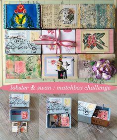 teeny tiny matchbox treasures