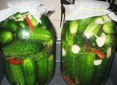Castraveți murați fără oțet pentru iarnă - de 10 ani tot îi fac după această rețetă! - Bucatarul Pickles, Cucumber, Zucchini, Diy And Crafts, Vegetables, Recipes, Food, Canning, Marmalade