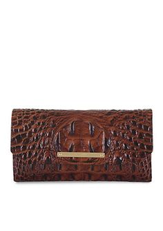 Melbourne Collection Soft Checkbook Wallet