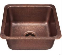 Buy the Thompson Traders Black Copper Direct. Shop for the Thompson Traders Black Copper Legacy Single Basin Bar Sink for Undermount or Drop-In Installations and save. Copper Bar, Copper Kitchen, Hammered Copper, Antique Copper, Copper Sinks, Kitchen Sink, Prep Kitchen, Pure Copper, Thompson Traders