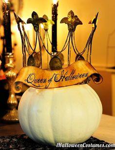 Queen of Halloween - Halloween Costumes 2013