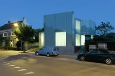 H House, Wiel Arets Architects   Maastricht   Netherlands   MIMOA
