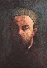 """Odilon Redon. Autorretrato. """"Al contrario que Degas, Redon no llegaba a pretender que un cuadro es una necesidad vital. 'Los que me compran-decía- son amigos de mi pensamiento'."""""""