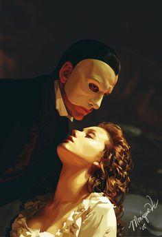 The Phantom Of The Opera by Monique [©2005]