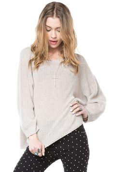 ~ loose sweater