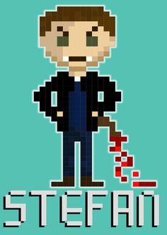 Stefan Salvatore 8 bit