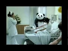 Best Panda, EVER! Top 7 Panda Cheese Commercials - Panda Cheese Commercials - In this collection of commercials for Panda Cheese — a product of Egypt — people who say no to Panda Cheese learn that the decision comes with repercussions. Donnie Darko, Des Photos Saisissantes, Panda Gif, Panda Panda, Panda Bears, Panda Funny, Never Say Never, Panda Love, Best Commercials