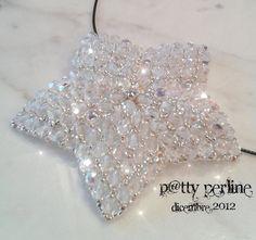 P@tty Perline : Stella netted capricciosa Natale 2011