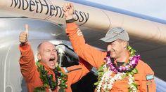 Halfway around world, Solar Impulse 2 pilot realizing 16-year dream
