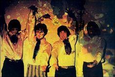 fezgod:  Pink Floyd - At the UFO Club.