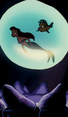 The Little Mermaid. What little girl did not dream of being a mermaid? I still do