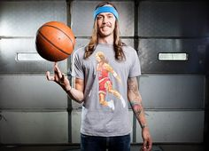 """""""Air Jesus"""" - Threadless.com - Best t-shirts in the world AWESOME T-SKJORTE"""