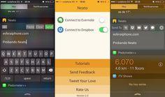 Neato, un widget para escribir notas rápidas desde en Centro de Notificaciones