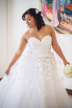 Dress by Meylea Bridal