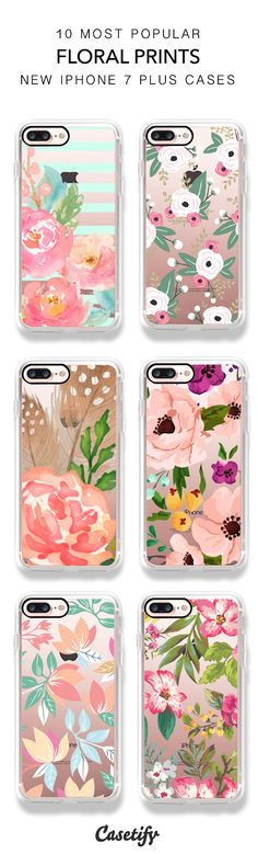 Flowers everywhere! 10 Most Popular Floral Prints here > https://www.casetify.com/artworks/l136N7aQcF