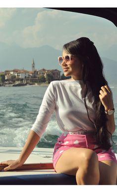 Clara Zebra: Italia, Lago Maggiore