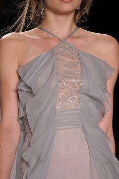 Badgley Mischka at New York Fashion Week Spring 2013 - StyleBistro