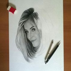 WANT A SHOUTOUT ?   CLICK LINK IN MY PROFILE !!!    Tag  #DRKYSELA   Repost from @fabiano_gs   Desenho em andamento @carol !  Drawing in progress @carol ! #art #arte #desenho #desenhando #drawing #draw #carol_jannini #caroljannini via http://instagram.com/zbynekkysela