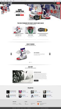 Website Inspiration - January 2014