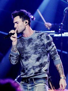 Adam levine i love