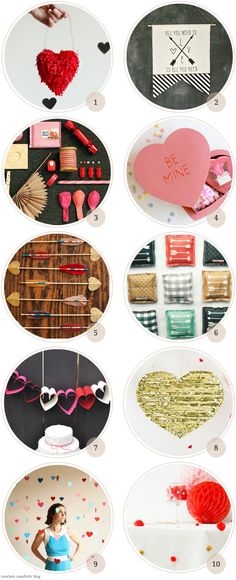 Pinterest Picks: 20 Valentine DIY Projects   Printables