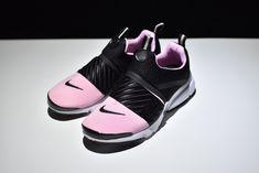 342f8f361be59 Nike air presto flyknit ultra black white pink 829553 007 Womens Sport Shoes