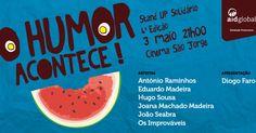 "Passatempo: Ganhe convites para o espetáculo "" O Humor Acontece""   SAPO Lifestyle"