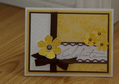 Vintage Yellow by mayodino - Cards and Paper Crafts at Splitcoaststampers