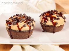 Cupcakes moka-caramello , caffè, cioccolato e caramello, un cupcake incredibile !! :)