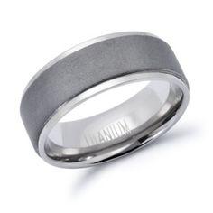 Titanium Wedding Rings   Titanium Rings for Men for Wedding Ring Choice