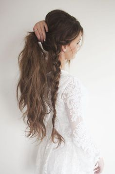 Get NYE Ready With 3 Hair Tutorials From Lindsey Pengelly!   Free People Blog…